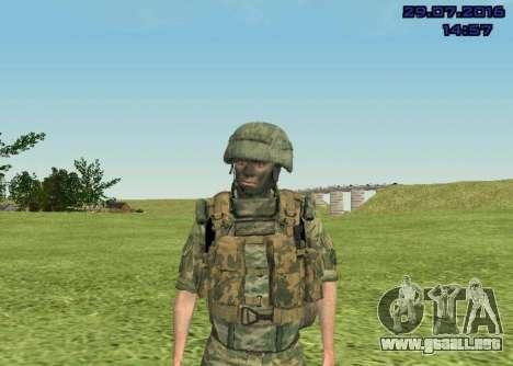 Cuerpo De Infantería De Marina De Combate para GTA San Andreas