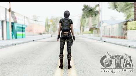 Resident Evil 4 UHD Ada Wong Assignment para GTA San Andreas tercera pantalla