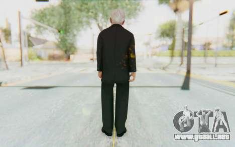 Mafia 2 - Leo Galente para GTA San Andreas tercera pantalla