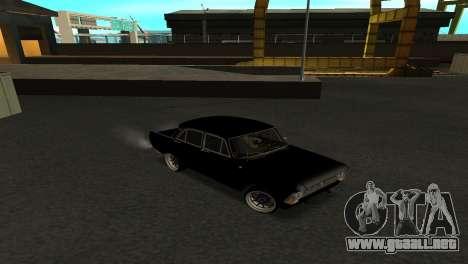 Moskvich 412 para la visión correcta GTA San Andreas