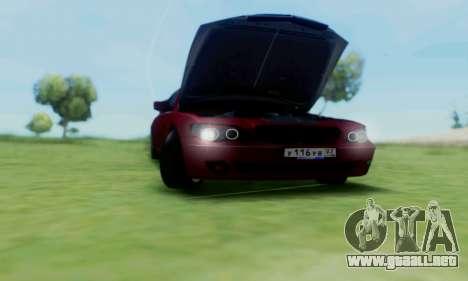 BMW 760i para visión interna GTA San Andreas