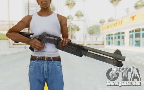 Assault M1014 para GTA San Andreas tercera pantalla