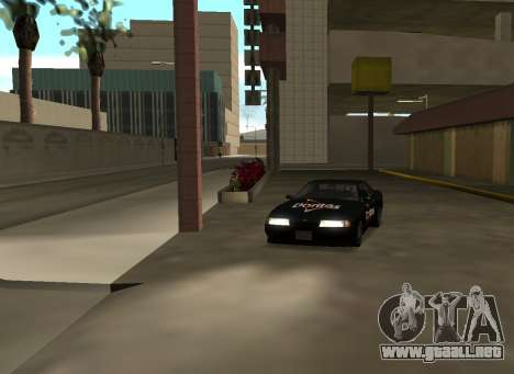 New vinyls for Elegy para la vista superior GTA San Andreas