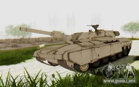 MGSV Phantom Pain M84A MAGLOADER para GTA San Andreas