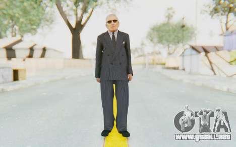 Mafia 2 - Vinci para GTA San Andreas segunda pantalla