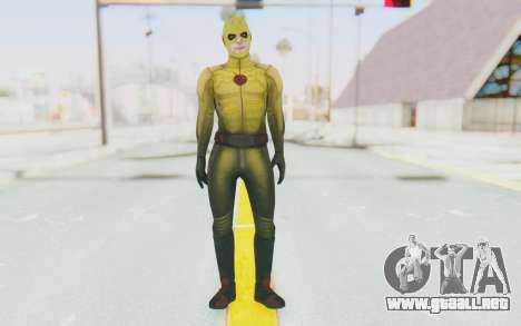 The Reverse Flash CW para GTA San Andreas segunda pantalla