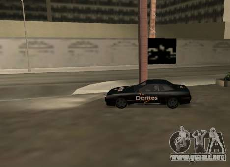 New vinyls for Elegy para vista lateral GTA San Andreas