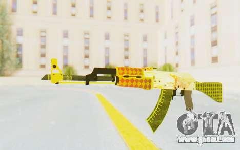 CS:GO - AK-47 Dragon Lore para GTA San Andreas