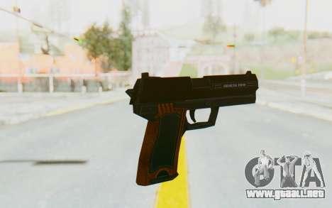 APB Reloaded - Obeya FBW para GTA San Andreas segunda pantalla