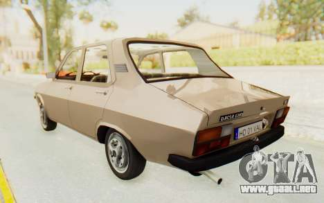 Dacia 1310 TLX para GTA San Andreas left
