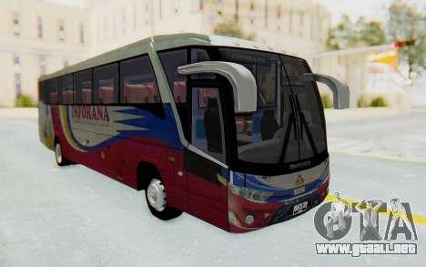 Marcopolo Inforana Bus para la visión correcta GTA San Andreas