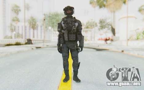 Federation Elite LMG Original para GTA San Andreas segunda pantalla