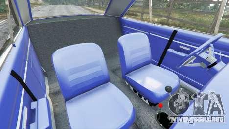 Dodge Dart 1968 Hemi para GTA 5