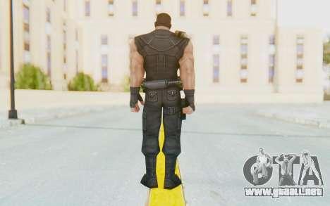 Marvel Future Fight - Punisher para GTA San Andreas tercera pantalla