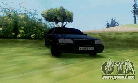 Mercedes-Benz MB W140 1999 para GTA San Andreas left