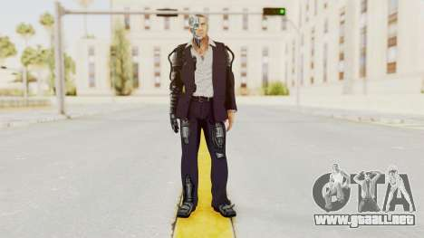Dead Rising 2 DLC Cyborg Chuck para GTA San Andreas segunda pantalla