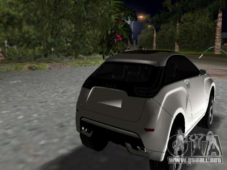 Lada X-Ray para GTA Vice City left