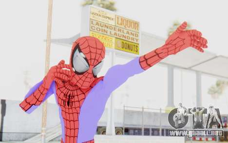 Ultimate Spider-Man - Spider-Man para GTA San Andreas