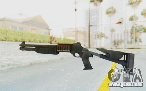 Assault M1014 para GTA San Andreas segunda pantalla