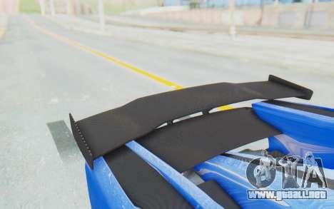 GTA 5 Grotti Prototipo v1 para visión interna GTA San Andreas