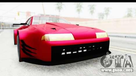 Elegy KraZ Edition Beta 0.8.5 para la visión correcta GTA San Andreas