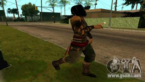Prince Of Persia Warrior Within para GTA San Andreas segunda pantalla