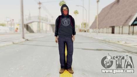 Dead Rising 2 Looter para GTA San Andreas segunda pantalla