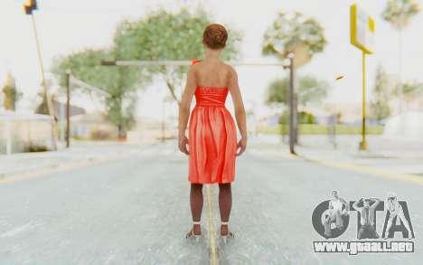Mafia 2 - Joes Girlfriend para GTA San Andreas tercera pantalla