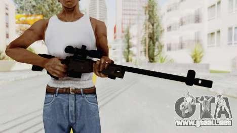 L96 para GTA San Andreas