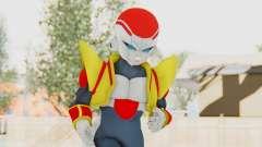 Dragon Ball Xenoverse Super Baby Frieza para GTA San Andreas