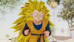 Dragon Ball Xenoverse Goten SSJ3 para GTA San Andreas