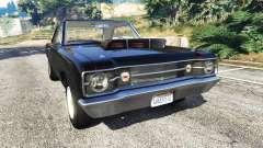 Dodge Dart 1968 Hemi