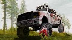 Ford F-150 ROAD Zombie para GTA San Andreas