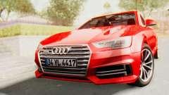 Audi A4 2017 IVF