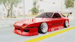 Mazda RX-7 FC3S BN Sport para GTA San Andreas