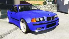 BMW M3 (E36) Street Custom [blue dials] v1.1