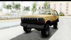 Ford Bronco 1980 IVF para GTA San Andreas