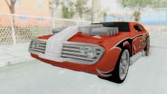 Hot Wheels AcceleRacers 2 para GTA San Andreas