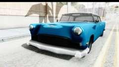 Cabbie Oceanic para GTA San Andreas