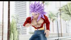 Dragon Ball Xenoverse Future Trunks SSJ4 para GTA San Andreas