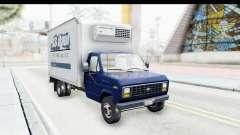 Ford E-350 Cube Truck IVF para GTA San Andreas