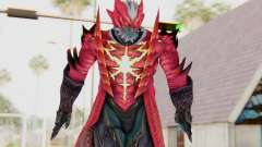 Devil May Cry 4 - Dante Demon para GTA San Andreas