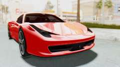 Ferrari 458 Italia F142 2010