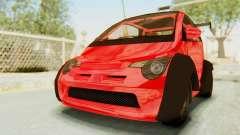 GTA 5 Benefactor Panto Custom para GTA San Andreas