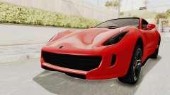 GTA 5 Grotti Bestia GTS v2 IVF
