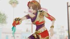 Musou Orochi 2: Ultimate - Sun Shangxiang v1 para GTA San Andreas