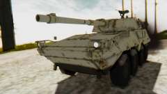 MGSV Phantom Pain STOUT IFV APC Tank v1