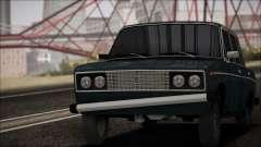 VAZ 2106 Vagabundo para GTA San Andreas