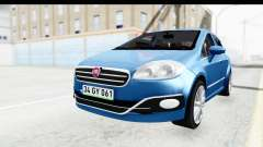 Fiat Linea 2014 Wheels