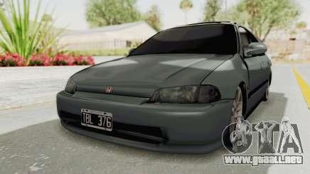 Honda Civic SI Sedan 1992 para GTA San Andreas